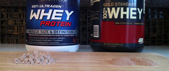 Gold Standard Whey Powder