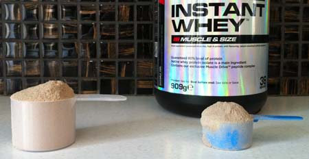 Instant Whey Scoop
