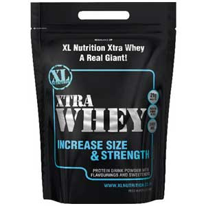 XL Nutrition Xtra Whey
